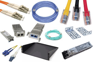 کابل و تجهیزات جانبی شبکه