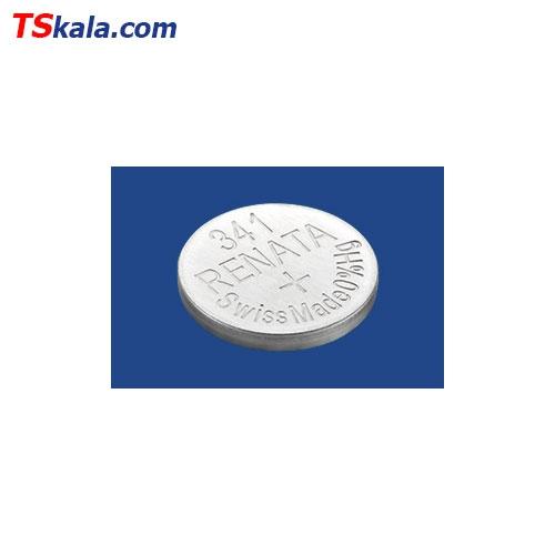 Renata 341|SR714SW Silver Oxide Watch Battery 1x | باطری ساعت رناتا