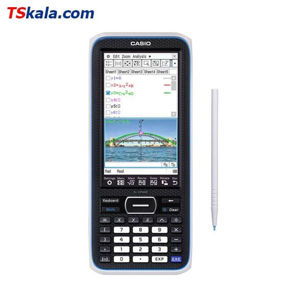 ماشین حساب کاسیو CASIO ClassPad II fx-CP400 Calculator