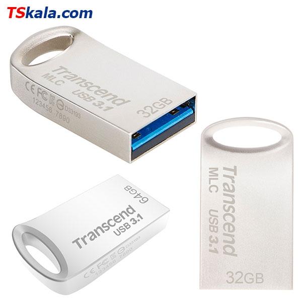فلش مموری ترنسند Transcend JetFlash 710S USB3.0 16GB