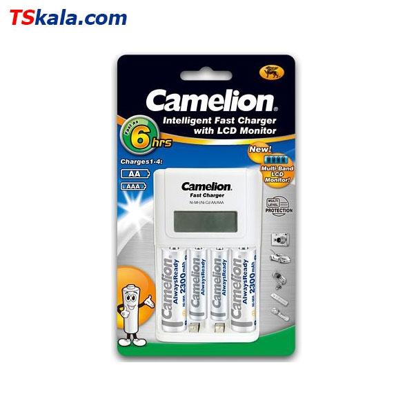 شارژر باتری کملیون Camelion BC-1012 Battery Charger
