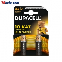 DURACELL LR6|AA BASIC Alkaline Battery 2x | باطری قلم