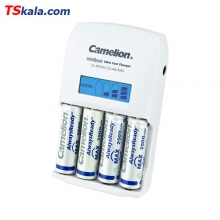 Camelion BC-0907 Ultra Fast Battery Charger | شارژر باطری
