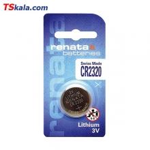 باتری سکه ای رناتا Renata CR2320 Lithium Battery 1x