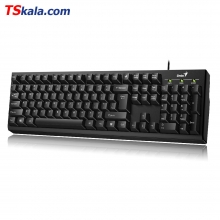 کیبورد جنیوس Genius Smart KB-100 Wired Keyboard