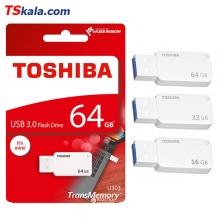 TOSHIBA U303 USB3.0 Flash Drive – 64GB | فلش مموری توشیبا