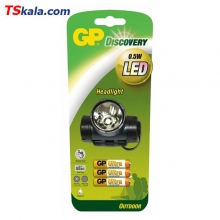 هدلایت جی پی GP LOE205 LED HeadLight