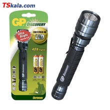 چراغ قوه جی پی GP LOE102 5W CREE LED FlashLight