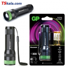 چراغ قوه جی پی GP C32 Discovery Activity FlashLight