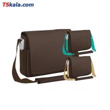 ALEXA ALX065BR Laptop Case | کیف لپ تاپ الکسا