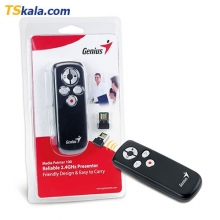 پرزنتر جنیوس Genius Media Pointer 100 Wireless Presenter