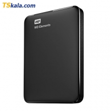 WD Elements External Hard Drive - 1TB