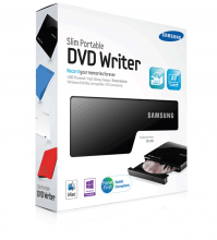 SAMSUNG SE-208DB 8X USB Slim External DVD-RW | دی وی دی رایتر اکسترنال سامسونگ