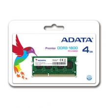 ADATA DDR3L 1600 SO-DIMM Notebook RAM – 4GB | رم لپ تاپ ای دیتا
