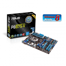 Asus P8B75-V Intel Socket 1155 MotherBoard | مادربورد ایسوز