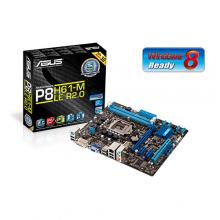 Asus P8H61-M LE R2.0 Intel Socket 1155 MotherBoard | مادربورد ایسوز