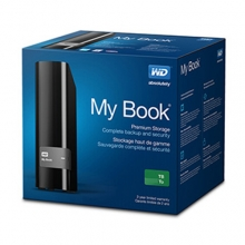 WD My Book External Hard Drive - 3TB
