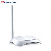 TP-LINK TD-W8151N Wireless N150 ADSL2+ Modem Router | مودم روتر بیسیم تی پی لینک