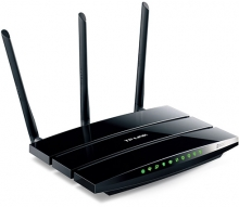 TP-LINK TD-W8980 Wireless N600 Dual Band Gigabit ADSL2+ Modem Router | مودم روتر بیسیم تی پی لینک