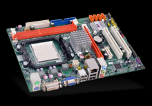 Elitegroup A780LM-M2 AMD Socket AM3+ MotherBoard