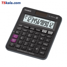 CASIO MJ-120D Plus-BK Calculator | ماشین حساب رومیزی کاسیو