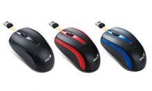 Genius NS-6005 Wireless Optical Mouse   ماوس بیسیم جنیوس