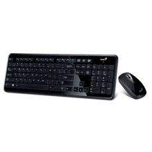 Genius SlimStar i8050 Wireless Keyboard+Mouse | کیبورد+ماوس بیسیم جنیوس