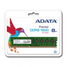 رم کامپیوتر ای دیتا ADATA DDR3 1600 U-DIMM - 8GB