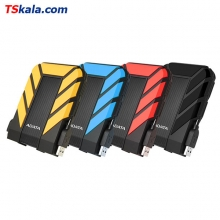 ADATA HD710 External Hard Drive - 2TB | هارد دیسک اکسترنال ای دیتا