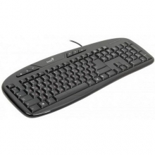 Genius KB-M205 Wired Keyboard - USB | کیبورد جنیوس