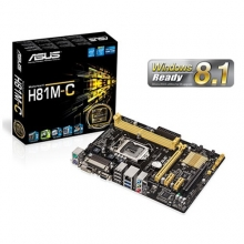 ASUS H81M-C Intel Socket 1150 MotherBoard | مادربورد ایسوز