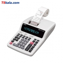 CASIO DR-140TM-WE Printing Calculator