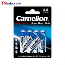 باتری قلمی کملیون Camelion R6P Super Heavy Duty AA 6x