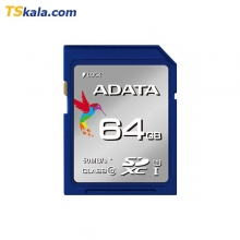 ADATA SDXC Premier UHS-I Class10 Card - 64GB | کارت حافظه اس دی ای دیتا