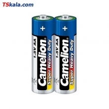 Camelion R6P|AA Super Heavy Duty Battery 2x | باطری قلم