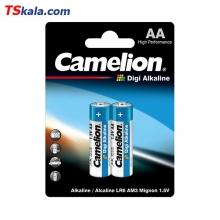 باتری قلمی کملیون Camelion LR6 Digi Alkaline AA 2x