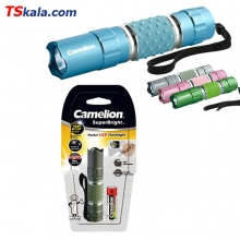 Camelion T5012 Aluminium LED Flashlight | چراغ قوه کملیون