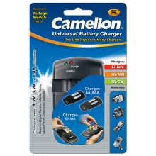 Camelion LBC-313 Universal Battery Charger | شارژر باطری کملیون