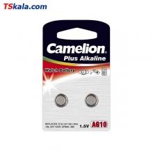 Camelion Button Cells - 389|AG10|LR54 2x | باطری ساعت کملیون