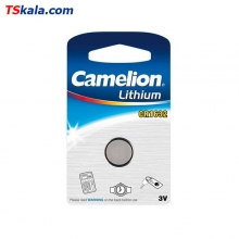 Camelion Lithium Button Cells - CR1632 1x | باطری سکه ای
