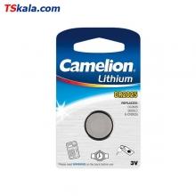 Camelion Lithium Button Cells - CR2025 1x
