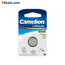 Camelion Lithium Button Cells - CR2032 1x | باطری سکه ای