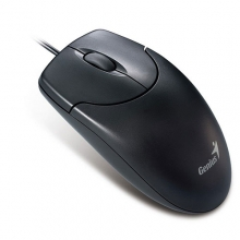Genius NetScroll 120 Wired Optical Mouse - PS2 | ماوس جنیوس