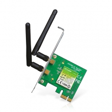 TP-LINK TL-WN881ND Wireless N300 PCIe Network Adapter | کارت شبکه بیسیم تی پی لینک