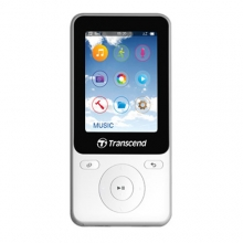 Transcend MP710 Digital Music Player | Voice Recorder - 8GB