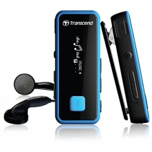 Transcend MP350 Digital Music Player | Voice Recorder - 8GB