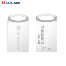 Transcend JetFlash 510S USB2.0 Flash Drive - 8GB | فلش مموری ترنسند