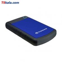 Transcend StoreJet 25H3 External Hard Drive - 2TB | هارد دیسک اکسترنال ترنسند