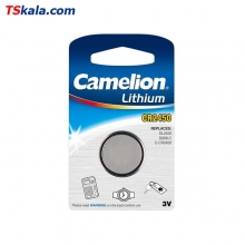 Camelion Lithium Button Cells - CR2450 1x | باطری سکه ای