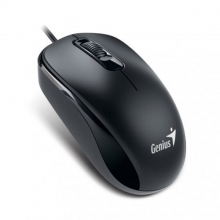 Genius DX-110 Wired Optical Mouse - USB | ماوس جنیوس